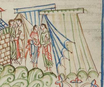 http://www.vikingage.org/wiki/images/2/24/Tent_Edwine_Psalter_f.75r.JPG
