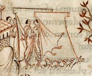 http://www.vikingage.org/wiki/images/3/35/Tent_BL_Harley_MS603_fol_25r.jpg